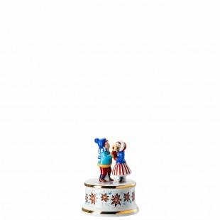 Hutschenreuther Panetteria di Natale 2020 Carillon piccolo in porcellana