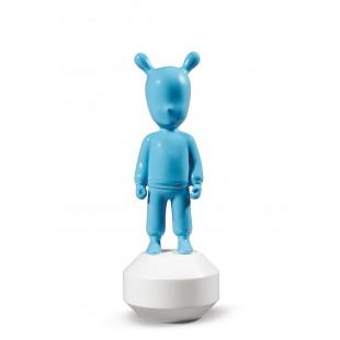 Lladrò The Blue GUEST-LITTLE statua in porcellana