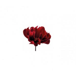 L'Oca Nera NATALE PETALI DI PORPORA DEC.03 fiore ramo
