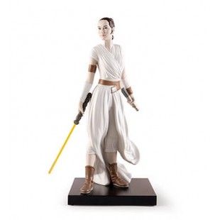 Lladrò Star Wars Figura Rey statua in porcellana 01009414