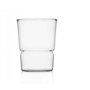 Ichendorf TAP set 6 bicchieri in vetro tasparente