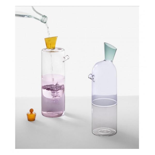 Ichendorf TRAVASI bottiglia in vetro con tappo