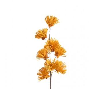L'Oca Nera 1P159 Echium senape EVA - Politilene espanso 100h Fiore Artificiale