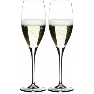 Riedel Set 6 flute champagne