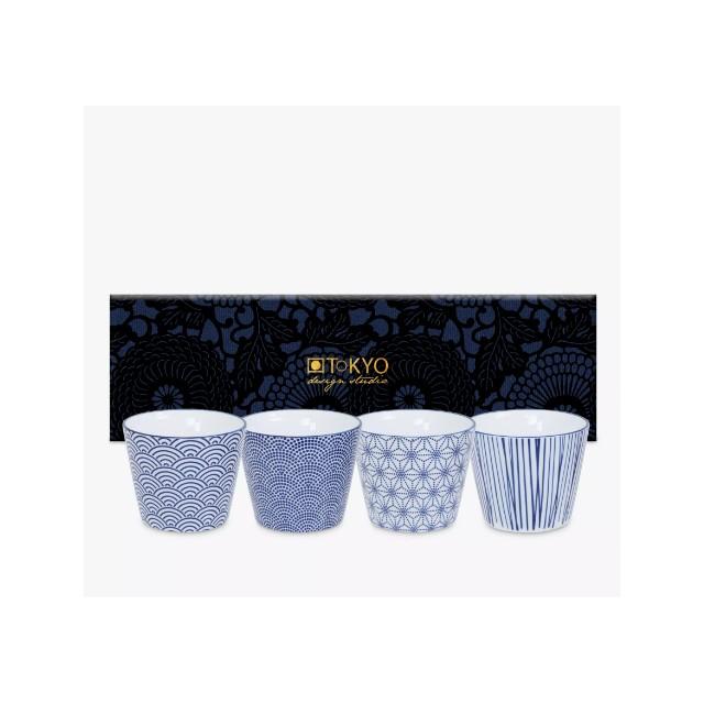 Tokyo Design Set ciotole blu
