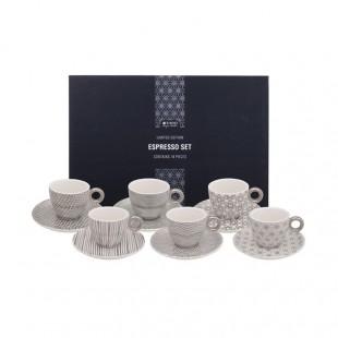 Tokyo Design Platino Set caffè