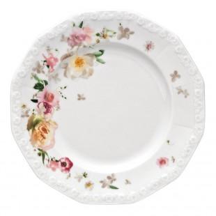 Rosenthal Maria Pink Rose Set 6 piatti frutta